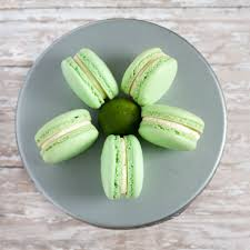 key lime macarons goodie godmother a recipe and lifestyle blog