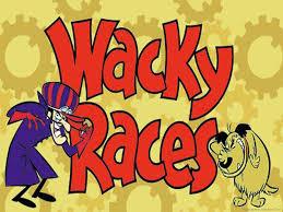 wacky races wacky races cartoon wallpapers