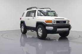 toyota fj cruiser used toyota fj cruiser for sale
