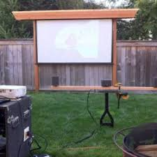 Backyard Theater Ideas Backyard Theater Ideas Outdoor Goods Backyard Your Ideas