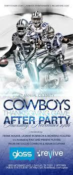 dallas cowboys ticket invitations the official 6th annual dallas