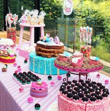 47 kitty images candy buffet