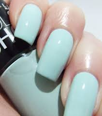 maybelline color show in mint mist pretty science