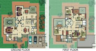 victory heights floor plans dubai sports city villa types fine