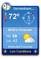 météo gadget pour windows seven