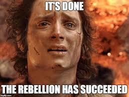 Frodo Meme - frodo rebellion meme zachary totah
