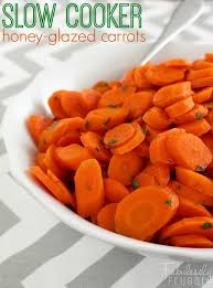 cooker honey glazed carrots recipe