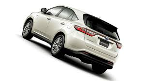 toyota harrier 2019 toyota harrier redesign 2019 toyota harrier redesign