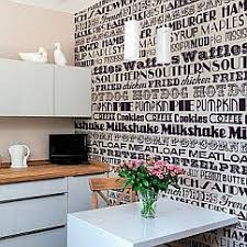 contemporary kitchen wallpaper ideas kitchen wallpaper ideas discoverskylark