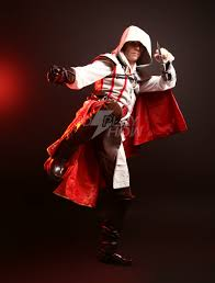 assasins creed halloween costume inspired by assassin u0027s creed ezio halloween cosplay costume