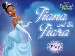 princess frog tiana tiara disney lol
