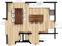 new kitchen plans making nice in the midwest