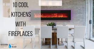 cool kitchens ideas 10 cool kitchens with fireplaces ideas modern blaze