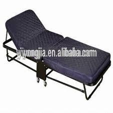 folding single metal bed frame for hotels metal bed frame support