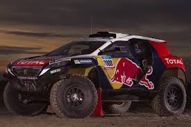 peugeot sports car 2015 peugeot 2008 dkr ready to race at dakar rally 2015