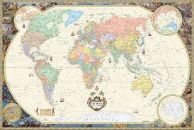 travel world map antique world wall map maps