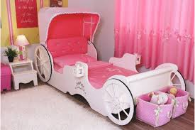 canopy toddler beds for girls disney princess carriage bed canopy home design and decoration