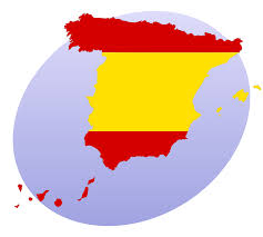 Spanish Flag Circle File Spain Portal Silhouette And Flag Svg Wikimedia Commons
