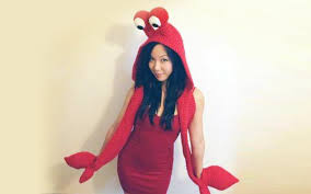 Crab Halloween Costume Diy Lobster Crab Costume Maskerix