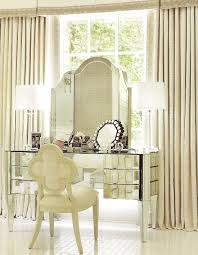 Mirrored Furniture For Bedroom by Glass Bedroom Vanity Best Home Design Ideas Stylesyllabus Us