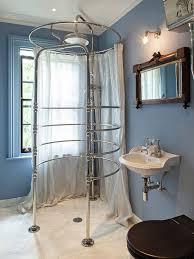 splashy rainfall shower head in bathroom victorian with ceiling