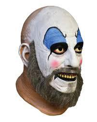 captain spaulding costume licensed captain spaulding mask house of 1000 corpses mask