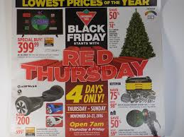 canadian tire thursday black friday 2016 flyer sneak peek