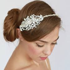 hair accessories headbands 20 ethereal hair accessories from etsy bridalguide