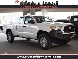 toyota new 2017 new 2017 toyota tacoma sr access cab in los angeles t7099951