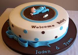 baby shower cakes for boy 30 awesome pictures of baby shower cakes creativefan