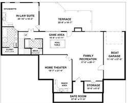 home theater floor plans 3 bedrm 2156 sq ft country house plan 109 1193