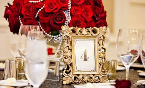 Red Roses Centerpieces And Red Wedding Centerpieces 2017