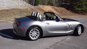 2003 bmw z4 roadster youtube