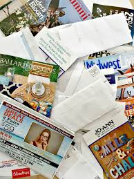 house plans for sale junk mail how to stop unwanted junk mail in three easy steps from thrifty