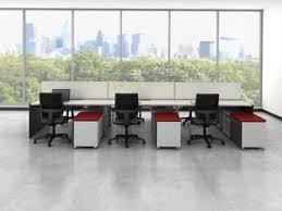 Office Workstation Desk Oxygen Modern Collaborative Open Office Workstation Desk Table