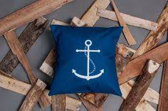 Items Similar To Nautical Anchor - baby whale nautical pillow cover by kuruhomu on etsy kuru on