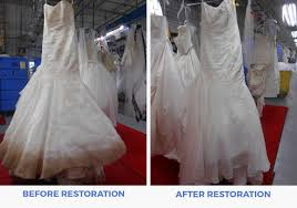 wedding dress storage wedding dress restoration affordable preservation company