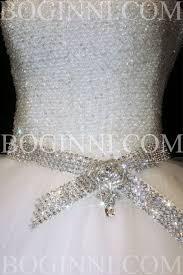 ab diamond crystal beaded bodice mullet wedding dress