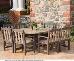 captain chairs for dining room breezesta dining height 9 piece set 58