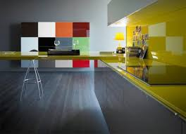 colorful kitchen walls u2014 smith design