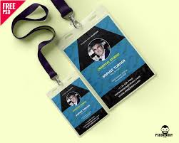 download free creative identity card design template psd