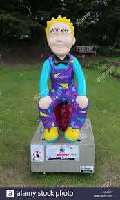 Barnhill Rock Garden Dreamland By Ruby Coyne On Oor Wullie Trail At Barnhill