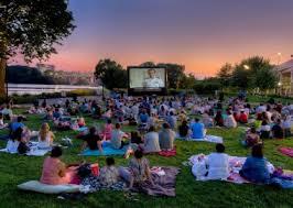 Sunset Cinema Botanic Gardens Reviews Dc On Heels