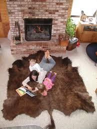 Rugs Buffalo Ny Buffalo Robes Hides And Rugs Traditional Tanners