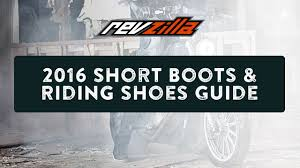 motorcycle boots shoes 2016 short motorcycle boots u0026 riding shoes buying guide at