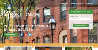 better homes and gardens real estate introduces revamped canadian