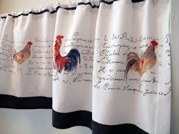kitchen curtains with chickens kutsko kitchen