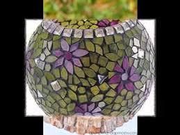 Diy Mosaic Table Diy Mosaic Craft Project Ideas Youtube