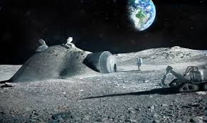 would it be like to live on the moon
