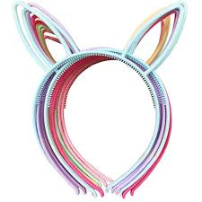 plastic headbands xima colors for plastic headbands rabbit ears
